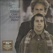 Click here for more info about 'Simon & Garfunkel - Bridge Over Troubled Water - 180gm Gold Vinyl - Sealed'