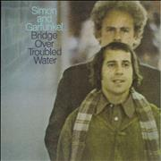 Click here for more info about 'Simon & Garfunkel - Bridge Over Troubled Water - Clear Vinyl'