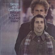 Click here for more info about 'Simon & Garfunkel - Bridge Over Troubled Water - EX'