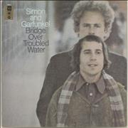 Click here for more info about 'Simon & Garfunkel - Bridge Over Troubled Water - Quad'