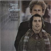 Click here for more info about 'Simon & Garfunkel - Bridge Over Troubled Water - Red Label'
