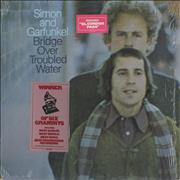 Click here for more info about 'Simon & Garfunkel - Bridge Over Troubled Water - stickered shrink'