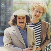 Click here for more info about 'Simon & Garfunkel - Greatest Hits - Graduated Orange'