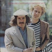 Click here for more info about 'Simon & Garfunkel - Greatest Hits - red label'