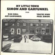 Click here for more info about 'Simon & Garfunkel - My Little Town'