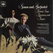 Click here for more info about 'Simon & Garfunkel - Parsley, Sage, Rosemary & Thyme - graduated orange'