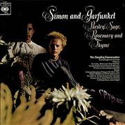 Click here for more info about 'Simon & Garfunkel - Parsley, Sage, Rosemary And Thyme - 2nd'