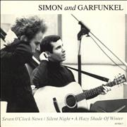Click here for more info about 'Simon & Garfunkel - Seven O'Clock News / Silent Night'