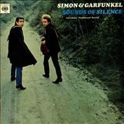 Click here for more info about 'Simon & Garfunkel - Sounds Of Silence - 2nd'