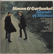Click here for more info about 'Simon & Garfunkel - Sounds Of Silence - Export Issue'
