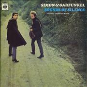 Click here for more info about 'Simon & Garfunkel - Sounds Of Silence - graduated label'