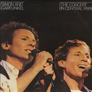 Click here for more info about 'Simon & Garfunkel - The Concert In Central Park - EX'