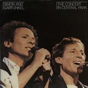 Click here for more info about 'Simon & Garfunkel - The Concert In Central Park - Promo Stamped'