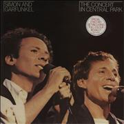 Click here for more info about 'Simon & Garfunkel - The Concert In Central Park - stickered'