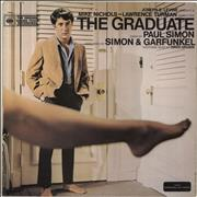 Click here for more info about 'Simon & Garfunkel - The Graduate - 1st - Fr Lam'