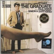 Click here for more info about 'Simon & Garfunkel - The Graduate OST - Sealed'