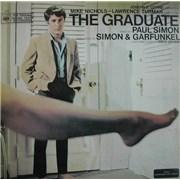Click here for more info about 'Simon & Garfunkel - The Graduate - matt p/s'