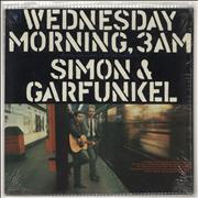 Click here for more info about 'Simon & Garfunkel - Wednesday Morning, 3am - 1st - shrink'