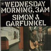 Click here for more info about 'Simon & Garfunkel - Wednesday Morning 3am - 1st'
