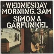 Click here for more info about 'Simon & Garfunkel - Wednesday Morning, 3am - Matt Sleeve'