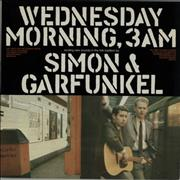 Click here for more info about 'Simon & Garfunkel - Wednesday Morning 3am - Red Label'