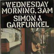 Click here for more info about 'Simon & Garfunkel - Wednesday Morning 3am - front lam'