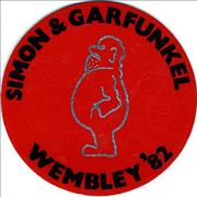 Click here for more info about 'Simon & Garfunkel - Wembley '82 Coasters'