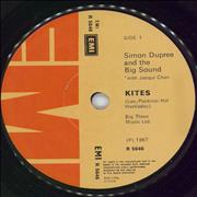 Click here for more info about 'Simon Dupree & The Big Sound - Kites'