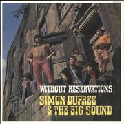 Click here for more info about 'Simon Dupree & The Big Sound - Without Reservations - RSD Pink & Yellow Swirl Vinyl'