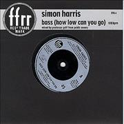 Click here for more info about 'Simon Harris - Bass (How Low Can You Go)'