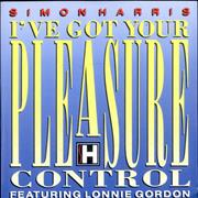 Click here for more info about 'Simon Harris - I've Got Your Pleasure Control'