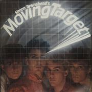 Click here for more info about 'Simon Townshend - Moving Target - Sealed'