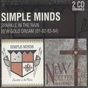 Click here for more info about 'Simple Minds - 2 CD Originals - Sealed'