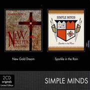 Click here for more info about 'Simple Minds - 2CD Originals'