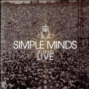 Click here for more info about 'Simple Minds - 30 Years Live'