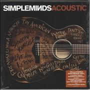 Click here for more info about 'Simple Minds - Acoustic - Sealed'