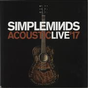 Click here for more info about 'Simple Minds - Acoustic Live '17'