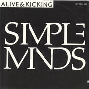 Click here for more info about 'Simple Minds - Alive & Kicking'