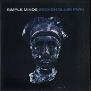 Click here for more info about 'Simple Minds - Broken Glass Park'