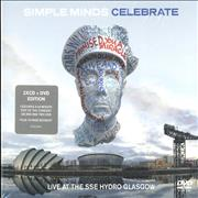 Click here for more info about 'Simple Minds - Celebrate: Live At The SSE Hydro Glasgow - Sealed'