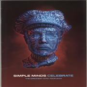 Click here for more info about 'Simple Minds - Celebrate: The Greatest Hits+ Tour 2013'