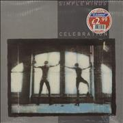 Click here for more info about 'Simple Minds - Celebration - Sealed'