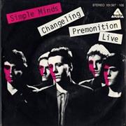 "Simple Minds Changeling Germany 7"" vinyl"