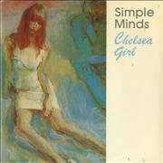 Click here for more info about 'Simple Minds - Chelsea Girl'