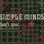 Click here for more info about 'Simple Minds - Don't You (Forget About Me)'