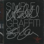 Click here for more info about 'Simple Minds - Graffiti Soul - Autographed'