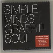 Click here for more info about 'Simple Minds - Graffiti Soul'