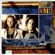 Click here for more info about 'Simple Minds - Hypnotised + Numbered P/S'