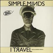 Click here for more info about 'Simple Minds - I Travel - EX'