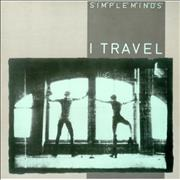 Click here for more info about 'Simple Minds - I Travel'